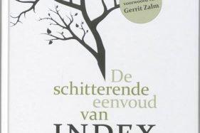 Front Cover Of The Book De Schitterende Eenvoud Van Index Beleggen By Jaques Wintermans
