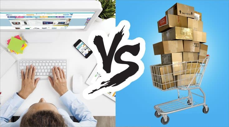 By Comparing Online To Retail You Can Get The Best Price.