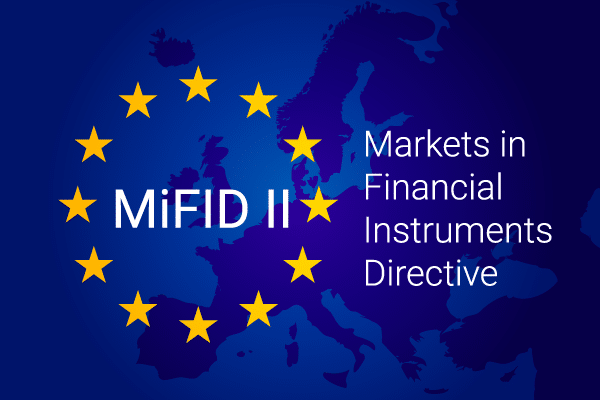 MIFID II directive - Markets in Financial Instruments Directive
