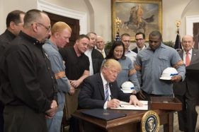 President Donald J. Trump Signs The Section 232 Proclamations On Steel And Aluminum Imports. The Start Of A Trade War?