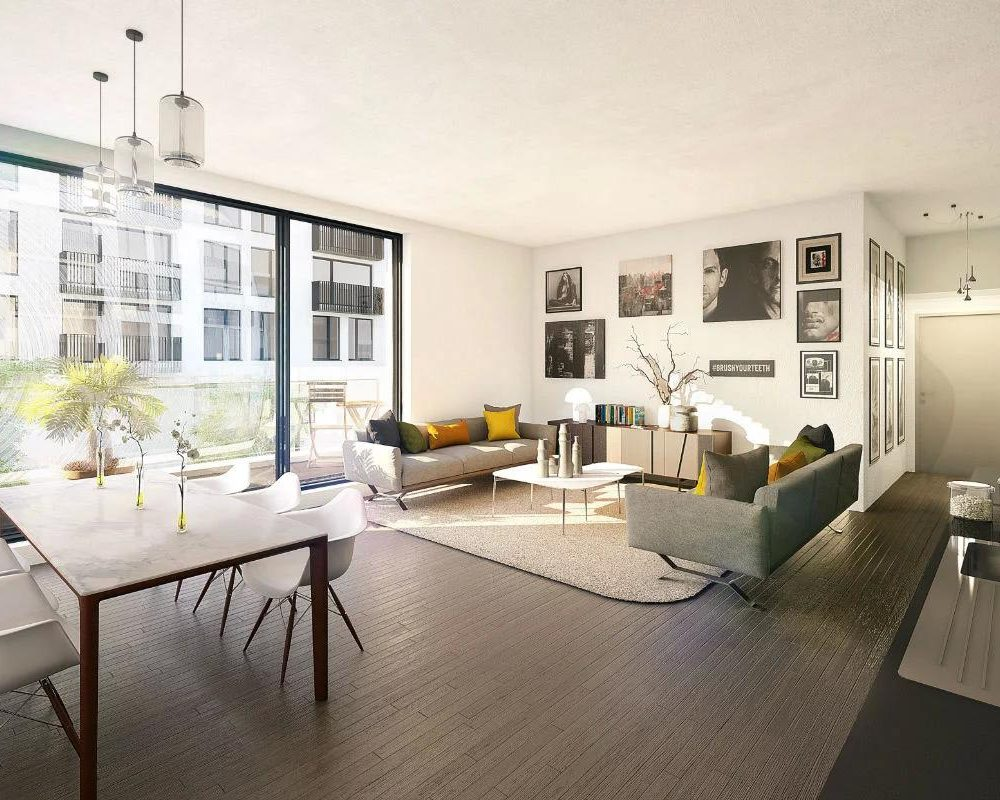 Luxury Interior Residence Schuman