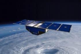 Satellite Orbeting Earth