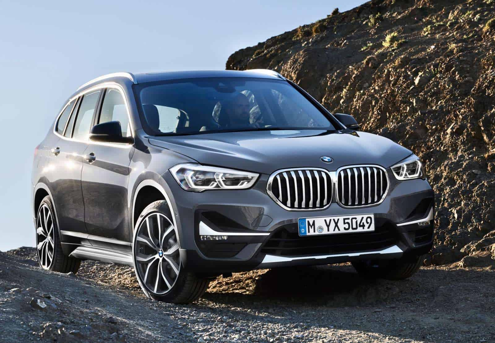 Car ownership with the BMW X1