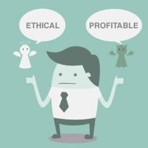 Ethical and profit doesn't have to be a choice