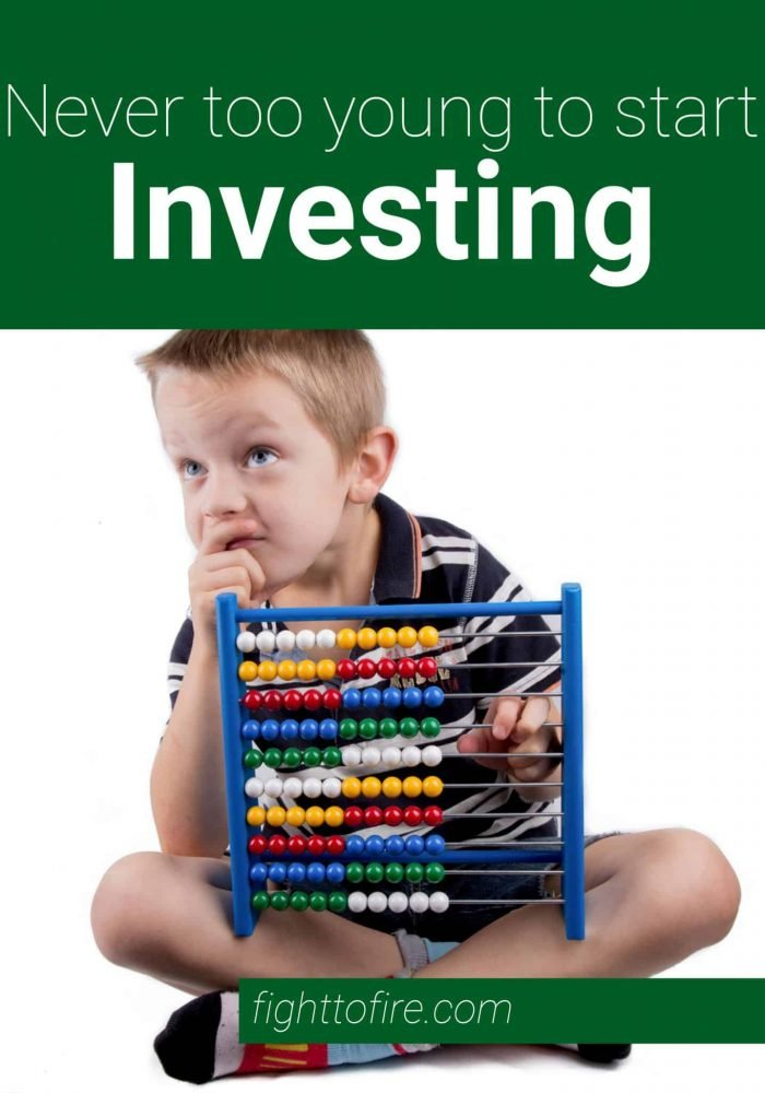 Never Too Young To Start Investing