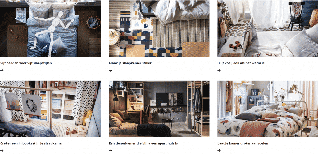 Lacking furniture inspiration? Get inspired by IKEA