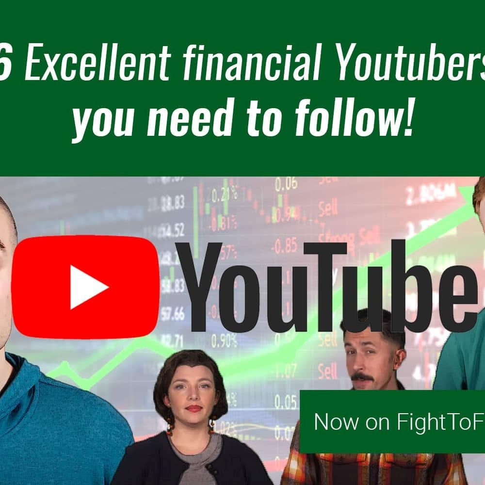 6 Excellent Financial Youtubers You Should Follow