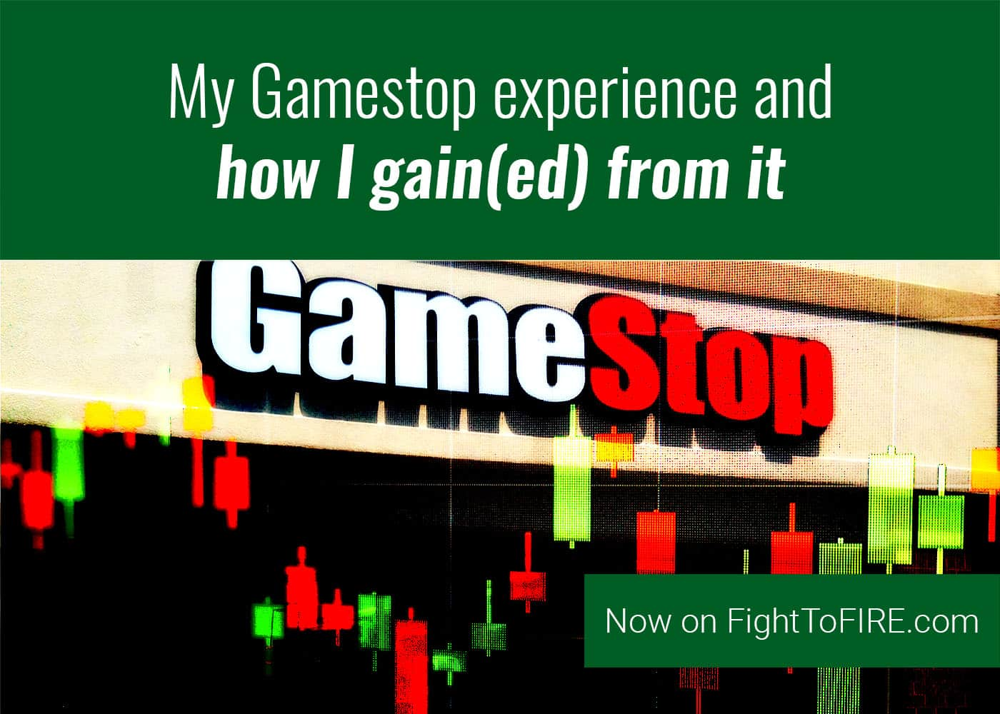 My GameStop experience and how I gained from it