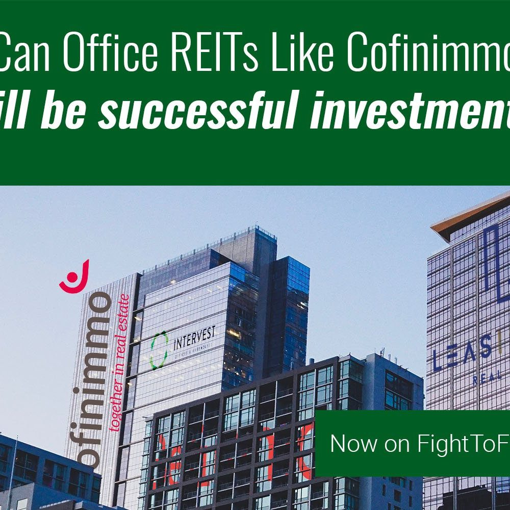 Can Office REITs Still Be Successful Investments?